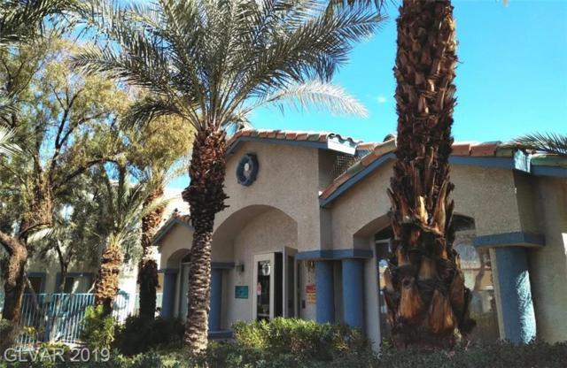 4960 Harrison #106, Las Vegas, NV 89120 (MLS #2077119) :: Vestuto Realty Group