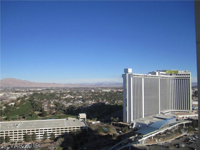 2777 Paradise #2502, Las Vegas, NV 89109 (MLS #2077229) :: Trish Nash Team