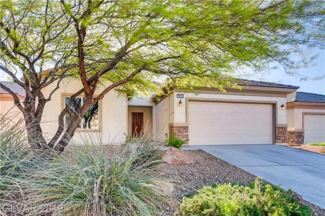 7834 Lyrebird, North Las Vegas, NV 89084 (MLS #2077448) :: Vestuto Realty Group