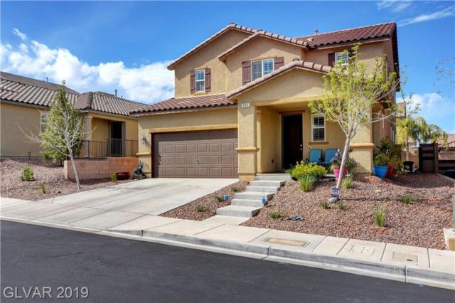 193 Calabria Peak, Henderson, NV 89012 (MLS #2077505) :: Signature Real Estate Group