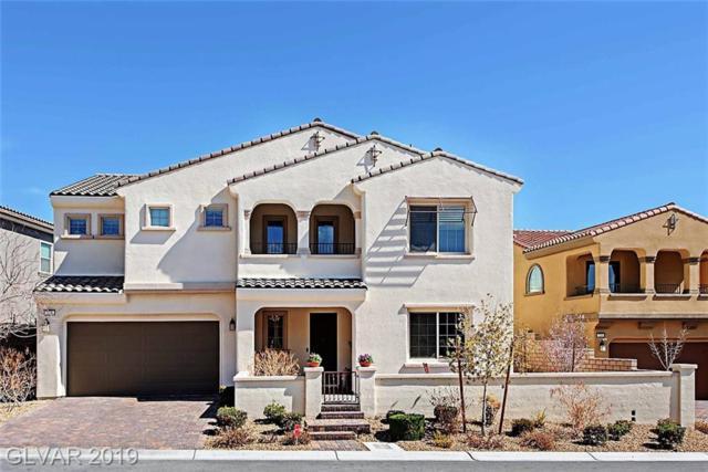 318 Calgrove, Las Vegas, NV 89138 (MLS #2077588) :: Vestuto Realty Group