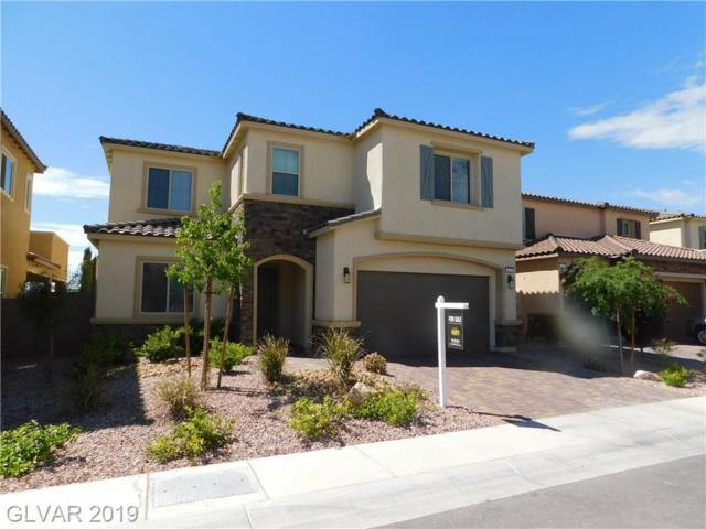 9635 Starfish Reef, Las Vegas, NV 89178 (MLS #2077972) :: Five Doors Las Vegas