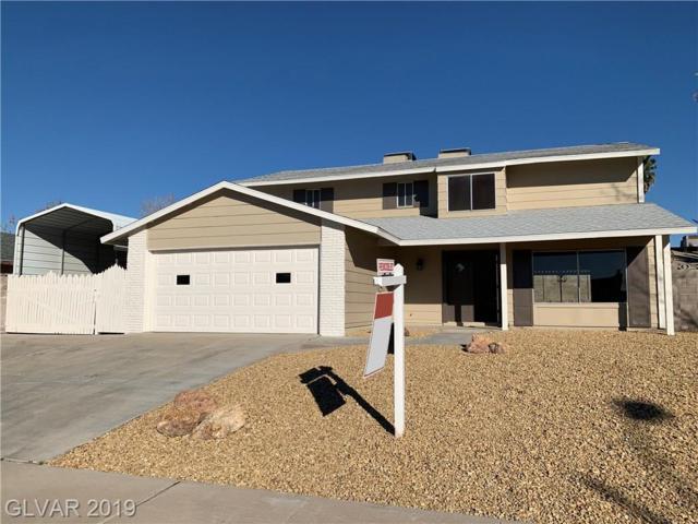 1445 Bronco, Boulder City, NV 89005 (MLS #2078021) :: Signature Real Estate Group