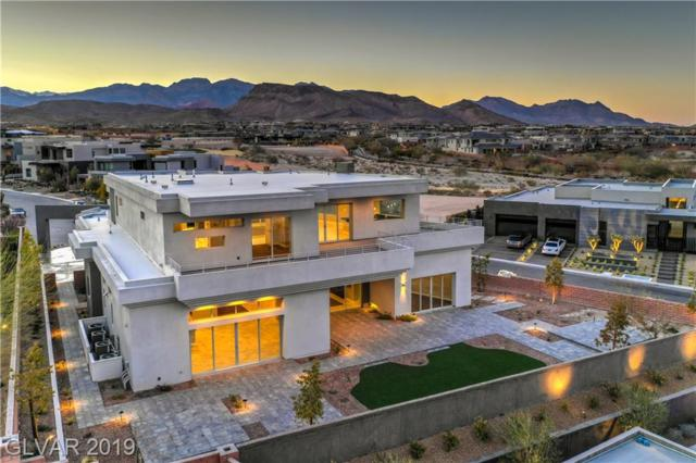31 Drifting Shadow, Las Vegas, NV 89135 (MLS #2078319) :: The Snyder Group at Keller Williams Marketplace One