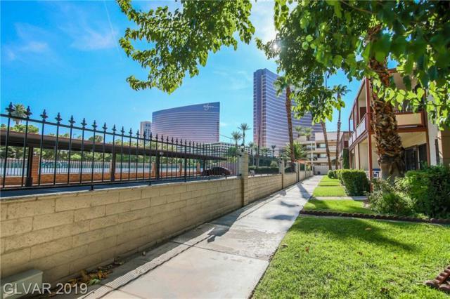 350 Desert Inn F102, Las Vegas, NV 89109 (MLS #2078391) :: Trish Nash Team