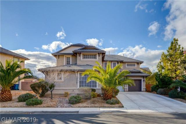2641 Slide Canyon, North Las Vegas, NV 89081 (MLS #2078874) :: Vestuto Realty Group