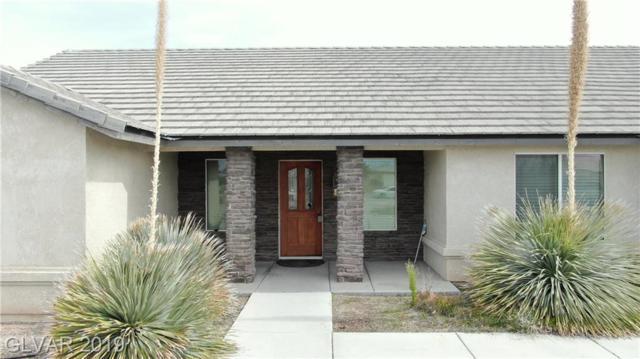 2931 S Dandelion, Pahrump, NV 89048 (MLS #2080296) :: Capstone Real Estate Network
