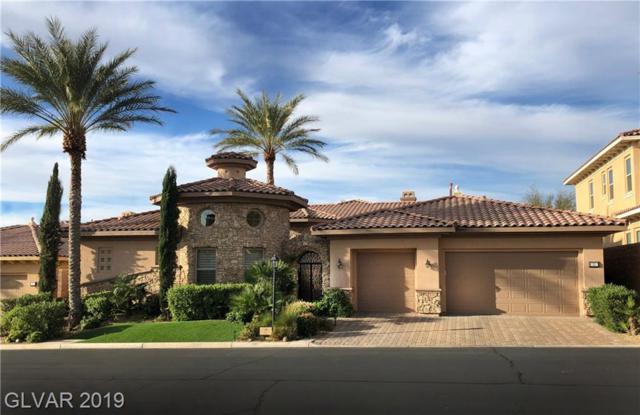 15 Avenida Sorrento, Henderson, NV 89011 (MLS #2081103) :: Signature Real Estate Group