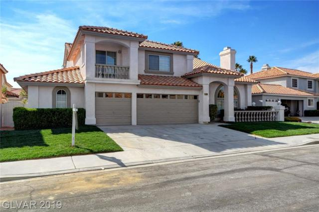 3635 Emerald Beach, Las Vegas, NV 89147 (MLS #2081400) :: Five Doors Las Vegas