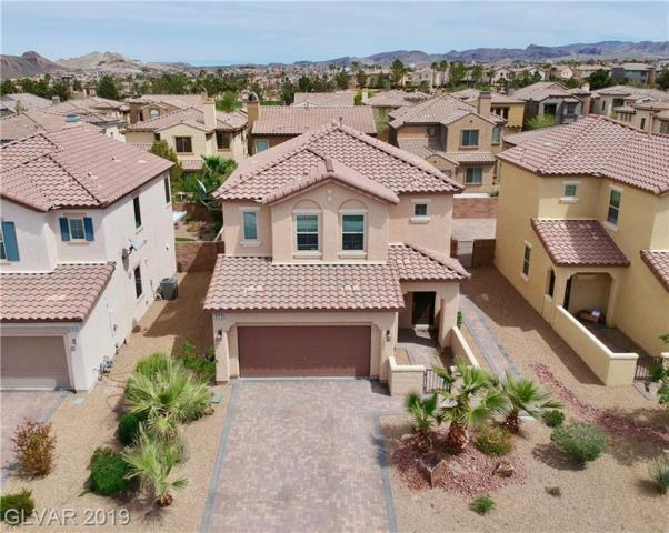 960 Via Del Tramonto, Henderson, NV 89011 (MLS #2081717) :: The Snyder Group at Keller Williams Marketplace One