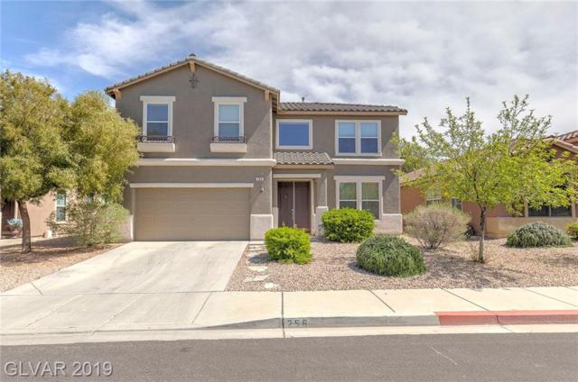 256 Hyssop, Henderson, NV 89015 (MLS #2082425) :: The Snyder Group at Keller Williams Marketplace One