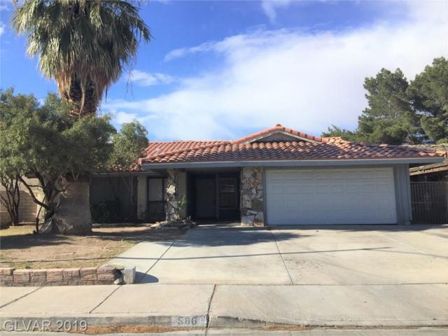 586 Chelsea, Henderson, NV 89014 (MLS #2082761) :: The Snyder Group at Keller Williams Marketplace One