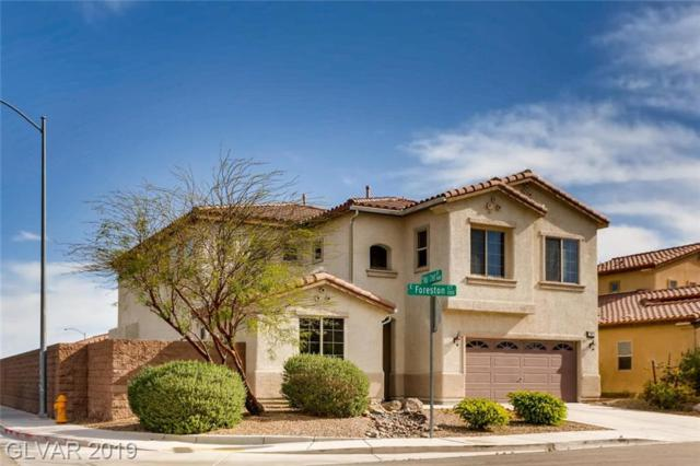 182 Foreston, Las Vegas, NV 89123 (MLS #2083137) :: The Snyder Group at Keller Williams Marketplace One