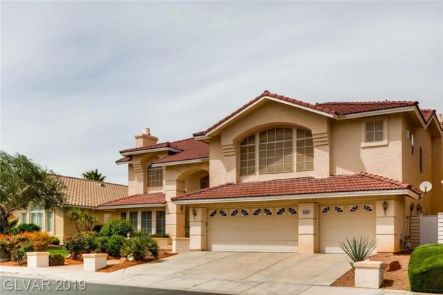 2448 Ram Crossing, Henderson, NV 89074 (MLS #2083544) :: The Snyder Group at Keller Williams Marketplace One