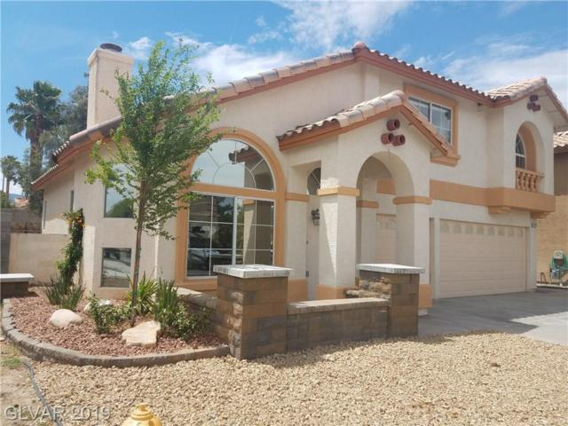 3721 Silver Brook, Las Vegas, NV 89129 (MLS #2083596) :: The Snyder Group at Keller Williams Marketplace One