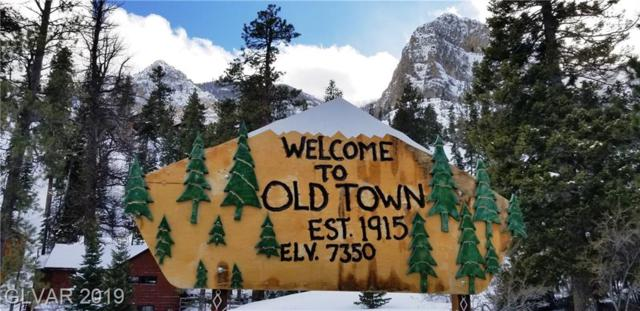 4598 Yellow Pine, Mount Charleston, NV 89124 (MLS #2084875) :: Trish Nash Team