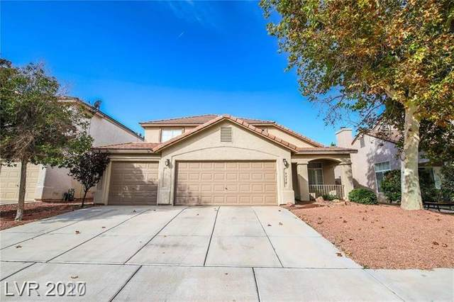 9610 Redstar Street, Las Vegas, NV 89123 (MLS #2085247) :: Jeffrey Sabel