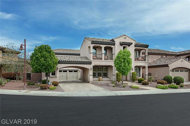 2908 Ferrand, Henderson, NV 89044 (MLS #2085486) :: Five Doors Las Vegas