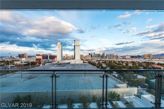 4381 Flamingo #1022, Las Vegas, NV 89103 (MLS #2085816) :: The Snyder Group at Keller Williams Marketplace One