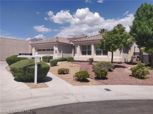 11216 Pergola Point, Las Vegas, NV 89144 (MLS #2086397) :: Vestuto Realty Group