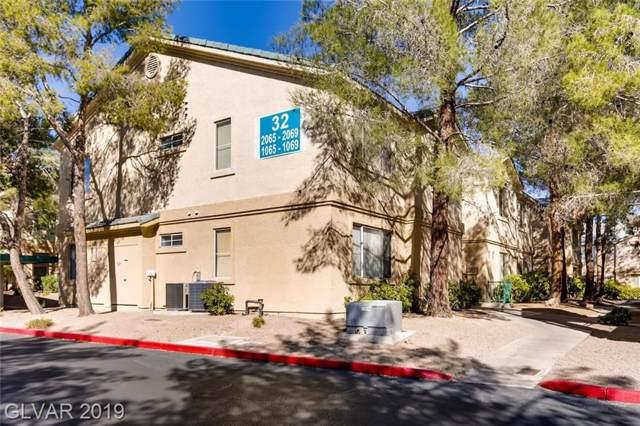 5155 W Tropicana #1068, Las Vegas, NV 89103 (MLS #2086654) :: Hebert Group | Realty One Group