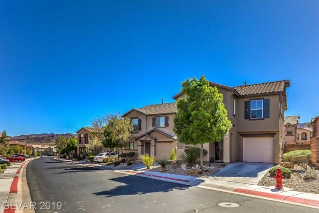 1154 Paradise Garden, Henderson, NV 89002 (MLS #2087226) :: Five Doors Las Vegas