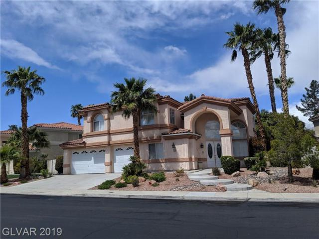 1918 Grey Eagle, Henderson, NV 89074 (MLS #2087497) :: The Snyder Group at Keller Williams Marketplace One