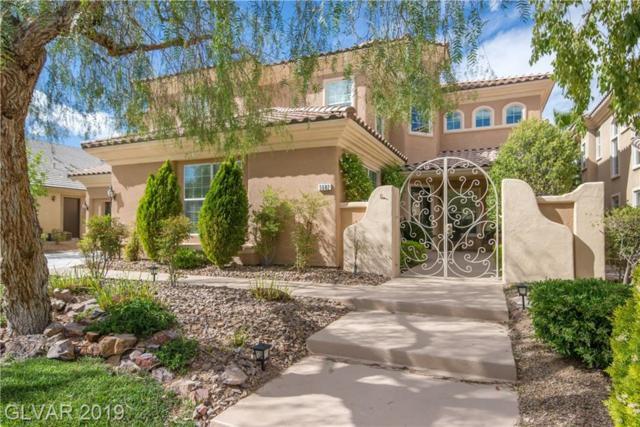 5682 Heather Breeze, Las Vegas, NV 89141 (MLS #2087672) :: Five Doors Las Vegas