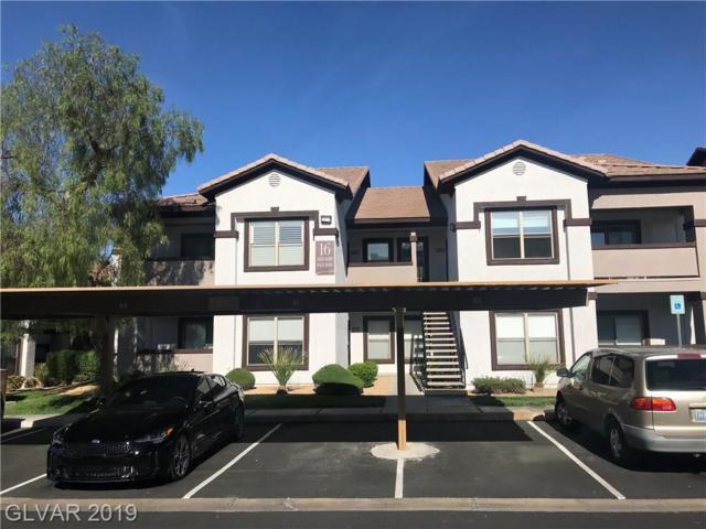 45 Maleena Mesa #1623, Henderson, NV 89074 (MLS #2087875) :: The Snyder Group at Keller Williams Marketplace One