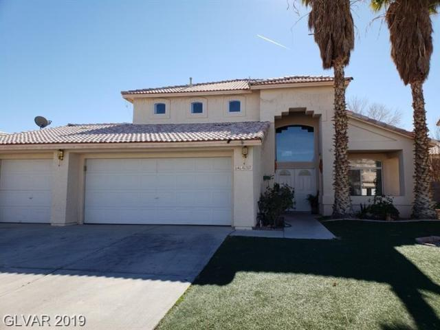4327 Critic, North Las Vegas, NV 89031 (MLS #2089034) :: The Snyder Group at Keller Williams Marketplace One