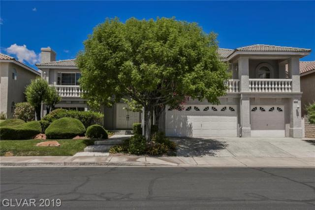2416 Tour Edition, Henderson, NV 89074 (MLS #2089520) :: The Snyder Group at Keller Williams Marketplace One