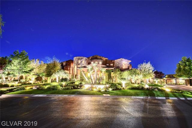 22 Promontory Ridge, Las Vegas, NV 89135 (MLS #2089662) :: Vestuto Realty Group