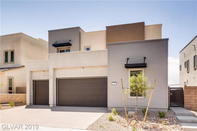 763 Glowing Horizon, Henderson, NV 89052 (MLS #2090404) :: The Snyder Group at Keller Williams Marketplace One