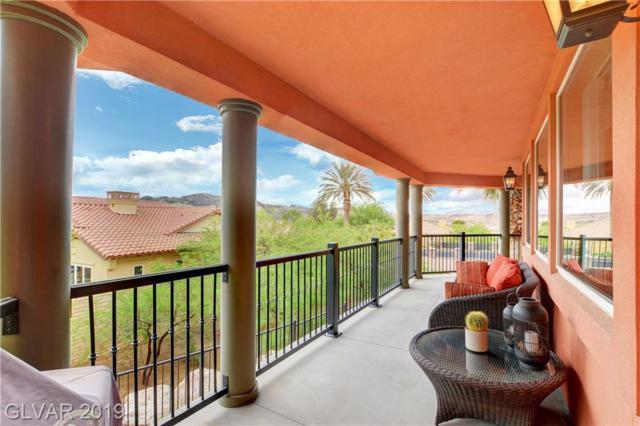 64 Strada Principale #104, Henderson, NV 89011 (MLS #2090748) :: Signature Real Estate Group