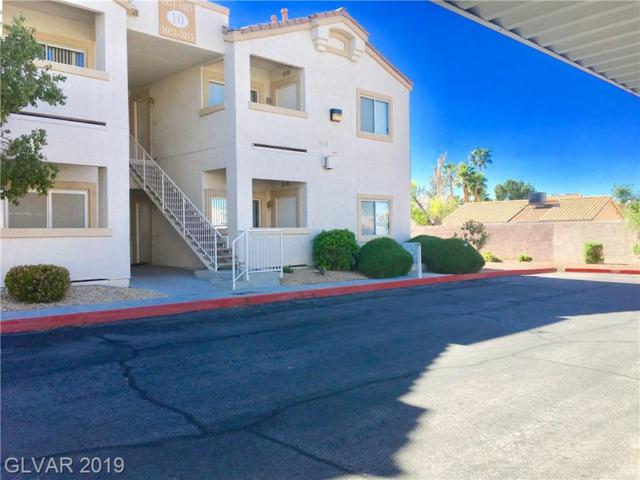 855 Stephanie #1025, Henderson, NV 89014 (MLS #2091260) :: The Snyder Group at Keller Williams Marketplace One