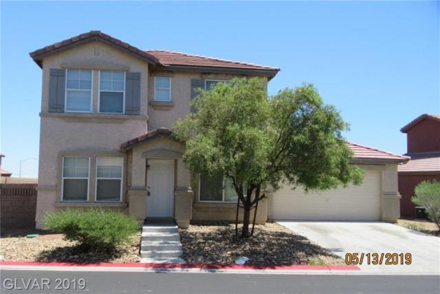 5228 Aztec Heights, North Las Vegas, NV 89081 (MLS #2091666) :: Vestuto Realty Group
