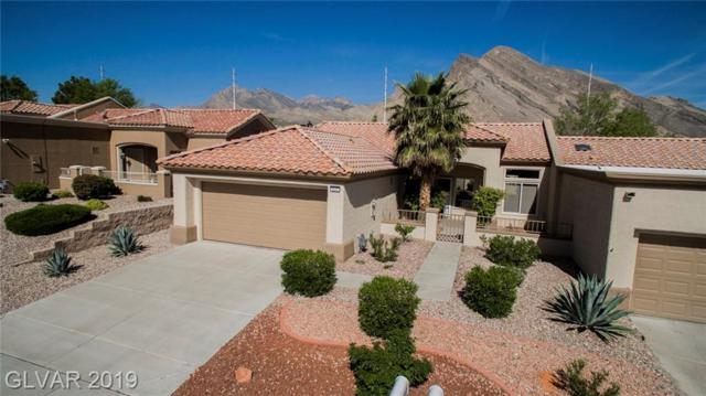 2537 Cog Hill, Las Vegas, NV 89134 (MLS #2092584) :: The Snyder Group at Keller Williams Marketplace One