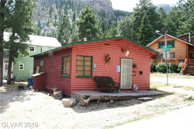 4793 Knotty Pine, Mount Charleston, NV 89124 (MLS #2092775) :: The Snyder Group at Keller Williams Marketplace One