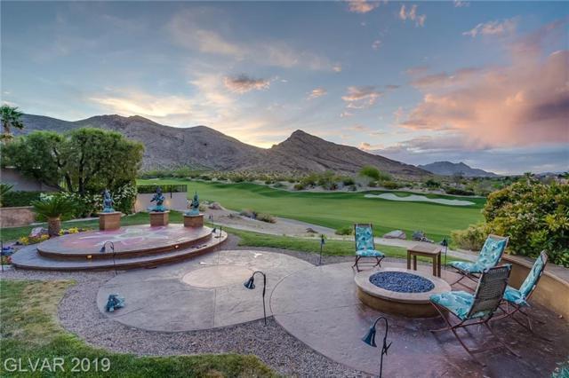 11680 Evergreen Creek, Las Vegas, NV 89135 (MLS #2092907) :: ERA Brokers Consolidated / Sherman Group