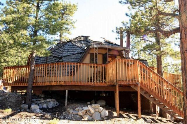 2124 Via Dulcedo, Mount Charleston, NV 89124 (MLS #2093331) :: Trish Nash Team
