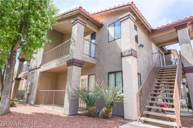 1575 Warm Springs #2322, Henderson, NV 89014 (MLS #2094507) :: The Snyder Group at Keller Williams Marketplace One