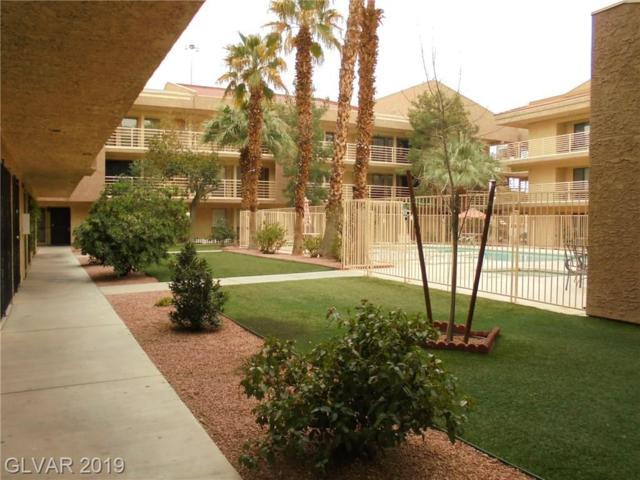 2221 W Bonanza #65, Las Vegas, NV 89106 (MLS #2094655) :: The Snyder Group at Keller Williams Marketplace One