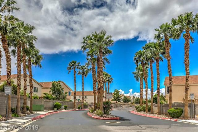 6442 Stone Dry #101, Henderson, NV 89011 (MLS #2095070) :: The Snyder Group at Keller Williams Marketplace One