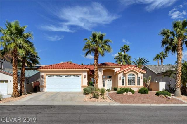 1147 Shady Run, Henderson, NV 89011 (MLS #2095072) :: The Snyder Group at Keller Williams Marketplace One