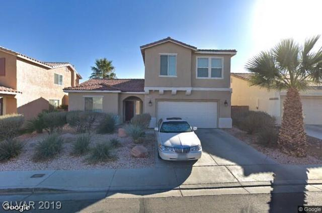 2505 Stanwood, Henderson, NV 89074 (MLS #2095313) :: The Snyder Group at Keller Williams Marketplace One