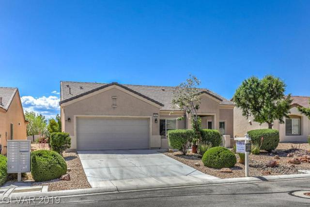 7637 Homing Pigeon, North Las Vegas, NV 89084 (MLS #2095433) :: The Snyder Group at Keller Williams Marketplace One
