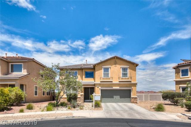 168 Rolling Cove, Henderson, NV 89011 (MLS #2095635) :: The Snyder Group at Keller Williams Marketplace One