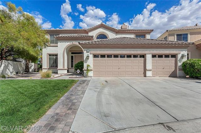 121 Hazelmere, Las Vegas, NV 89148 (MLS #2095739) :: The Snyder Group at Keller Williams Marketplace One