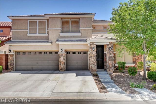 7638 Harney Peak, Las Vegas, NV 89166 (MLS #2096501) :: Signature Real Estate Group