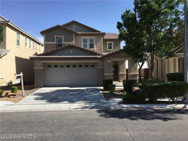 213 Big Cliff, North Las Vegas, NV 89031 (MLS #2096657) :: Signature Real Estate Group